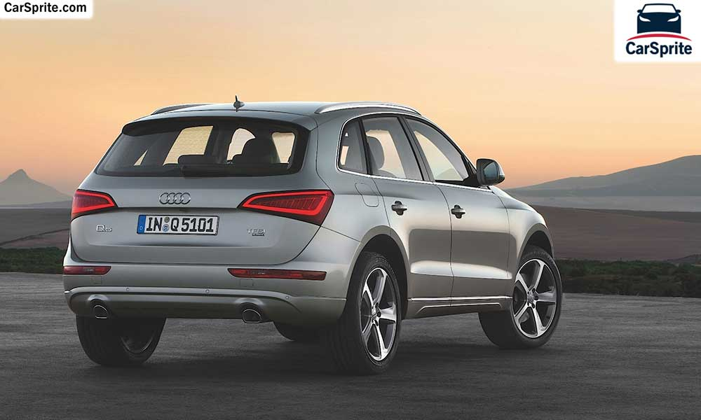 audi q5 2017 prices and specifications in bahrain car sprite. Black Bedroom Furniture Sets. Home Design Ideas
