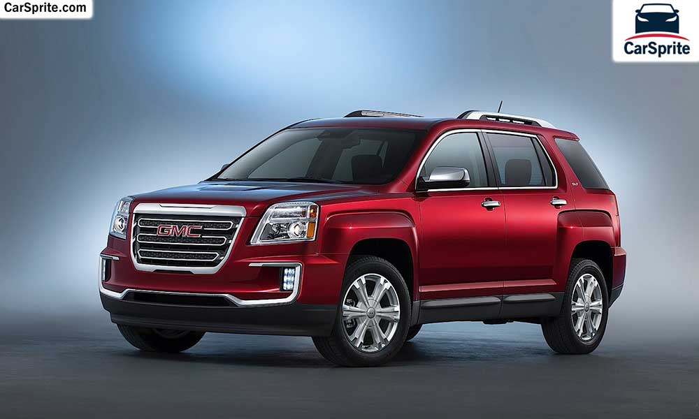 GMC Terrain Denali 2017 prices and specifications in ...