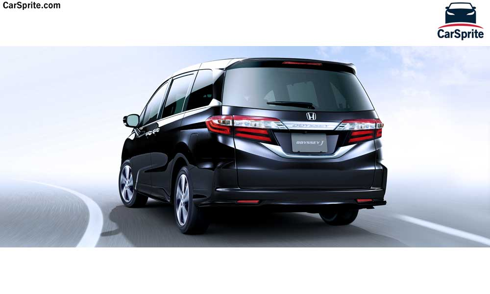 honda odyssey j 2017 prices and specifications in bahrain car sprite. Black Bedroom Furniture Sets. Home Design Ideas