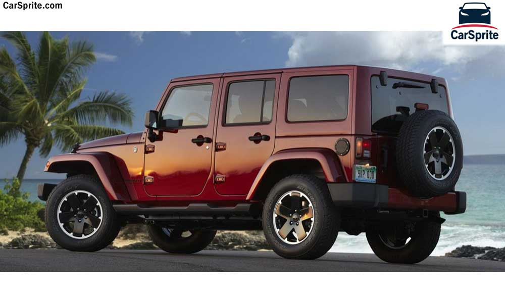 Willys Jeep 2016 >> Jeep Wrangler 2017 prices and specifications in Bahrain | Car Sprite