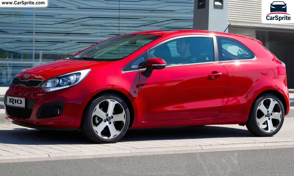 2017 Kia Rio Hatchback >> Kia Rio Hatchback 2017 prices and specifications in ...