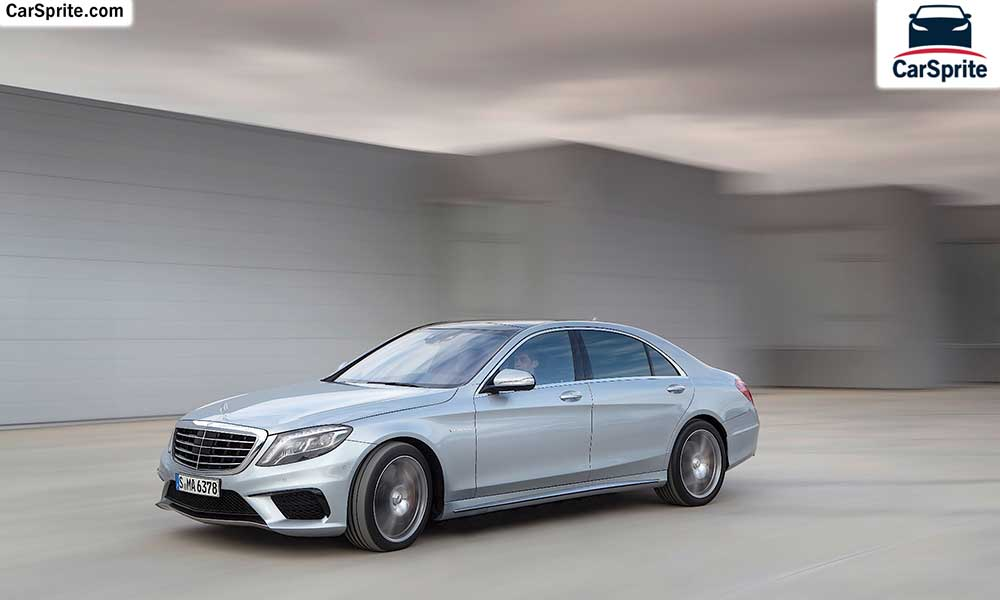 Mercedes benz s 63 amg 2017 prices and specifications in for Mercedes benz bahrain
