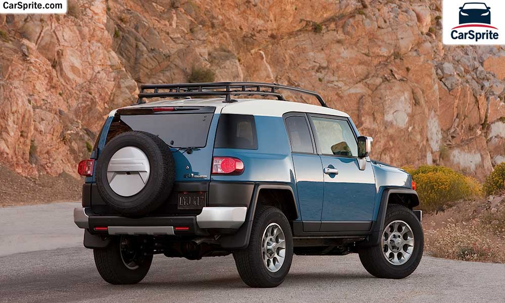 Toyota FJ Cruiser 2017 prices and specifications in Bahrain | Car Sprite
