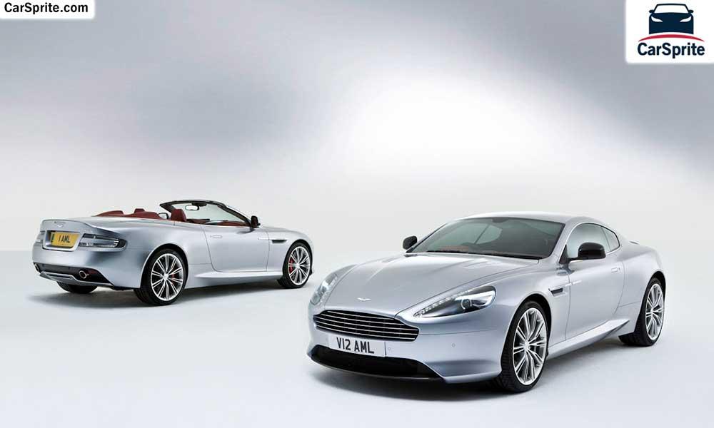 Aston Martin DB Volante Prices And Specifications In Bahrain - Aston martin db9 volante price