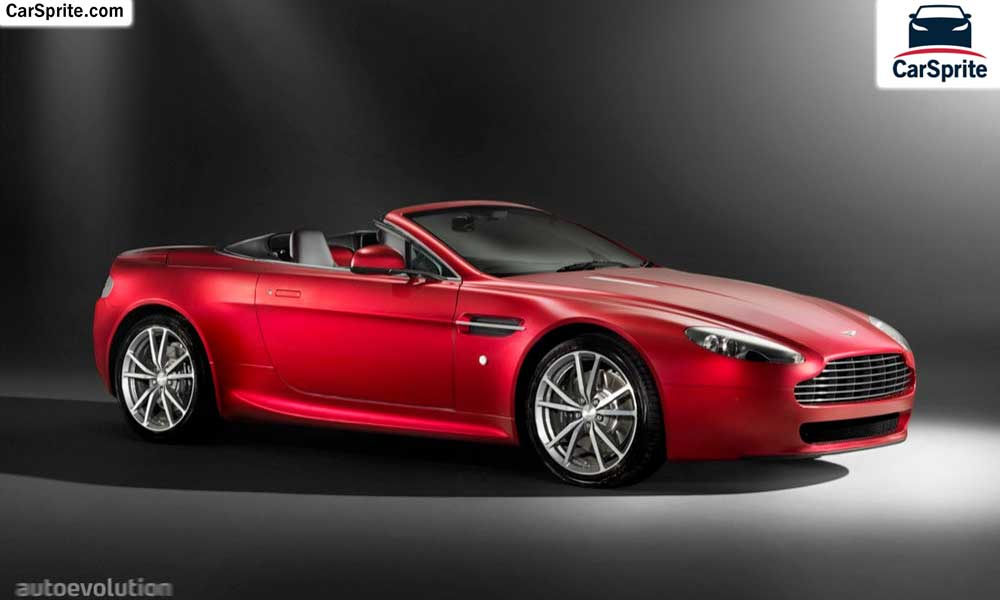 Aston Martin Vantage Roadster 2017 prices and specifications in Bahrain | Car Sprite