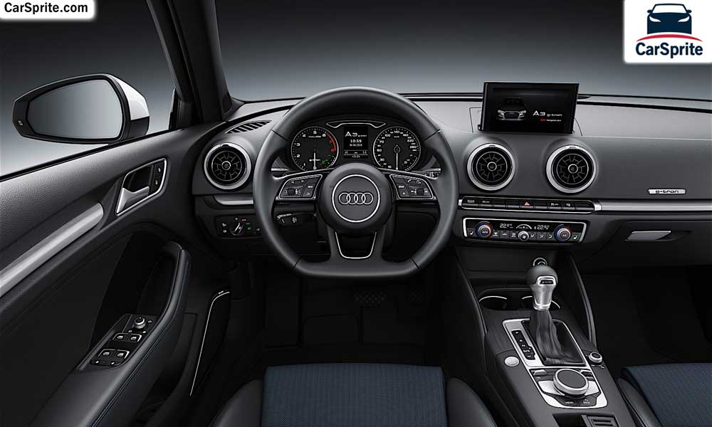 Audi A3 Sportback 2018 prices and specifications in Bahrain | Car Sprite