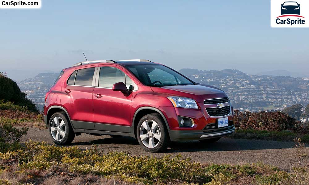 Chevrolet Trax 2018 prices and specifications in Bahrain | Car Sprite