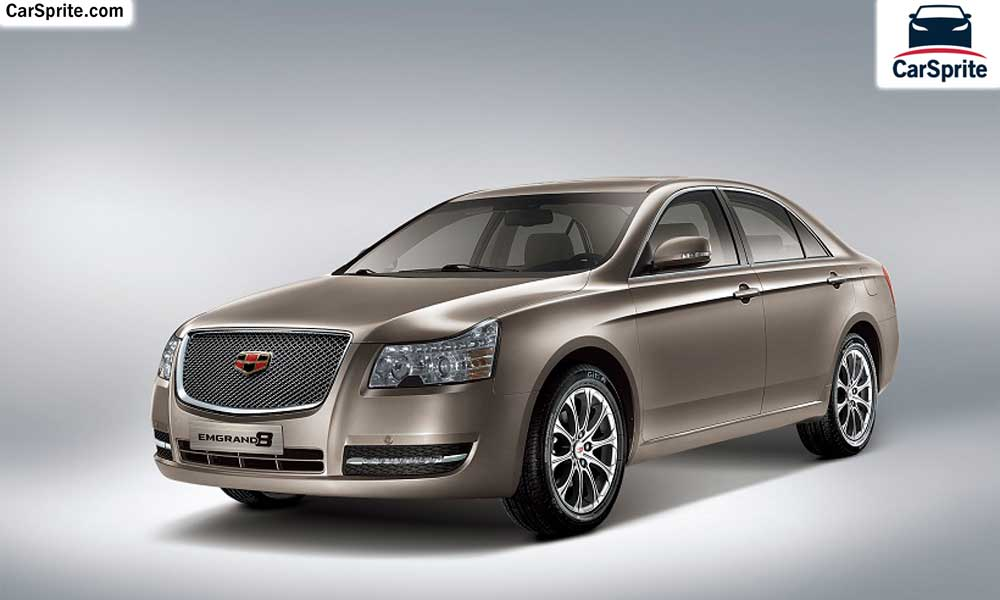 Geely Emgrand 8 2017 Prices And Specifications In Bahrain