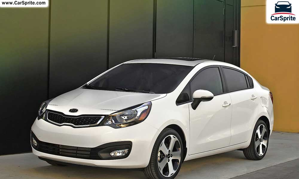 Kia Rio Sedan 2017 prices and specifications in Bahrain