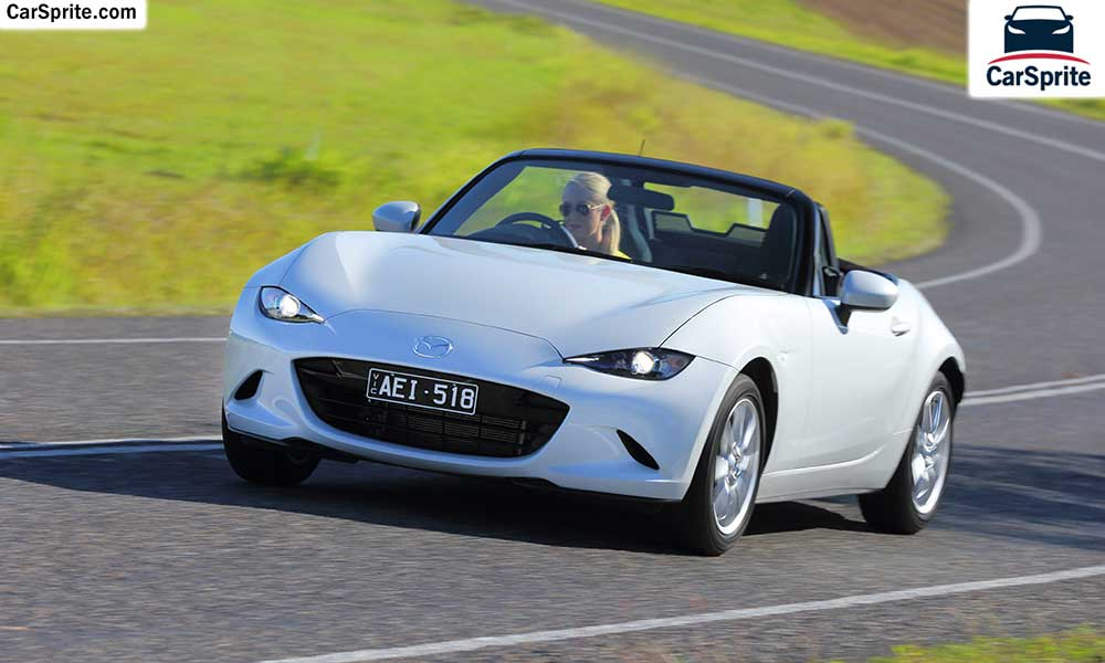 Mazda MX-5 2017 prices and specifications in Bahrain | Car Sprite