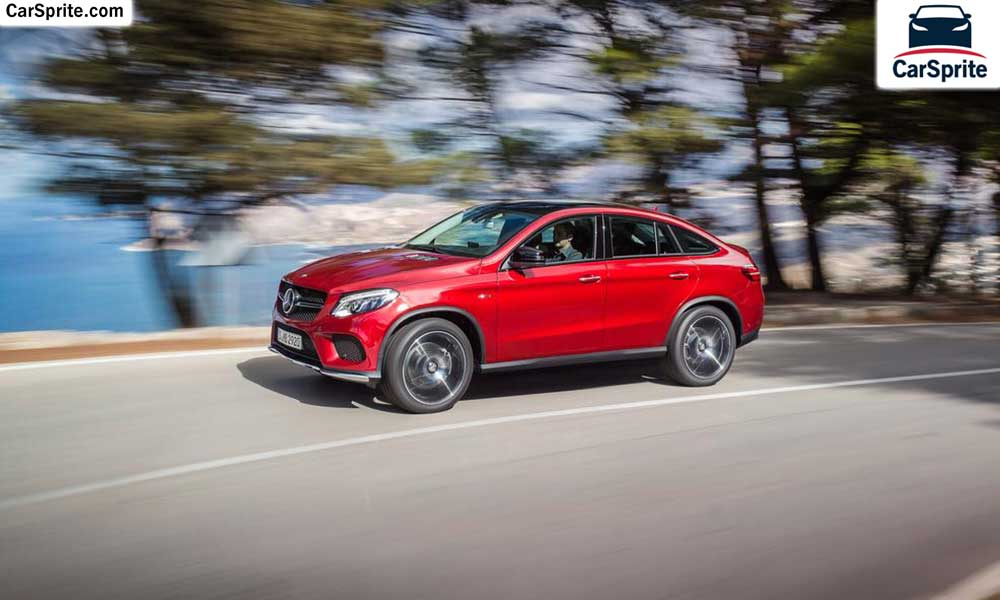 Mercedes benz gle class 2018 prices and specifications in for Mercedes benz bahrain