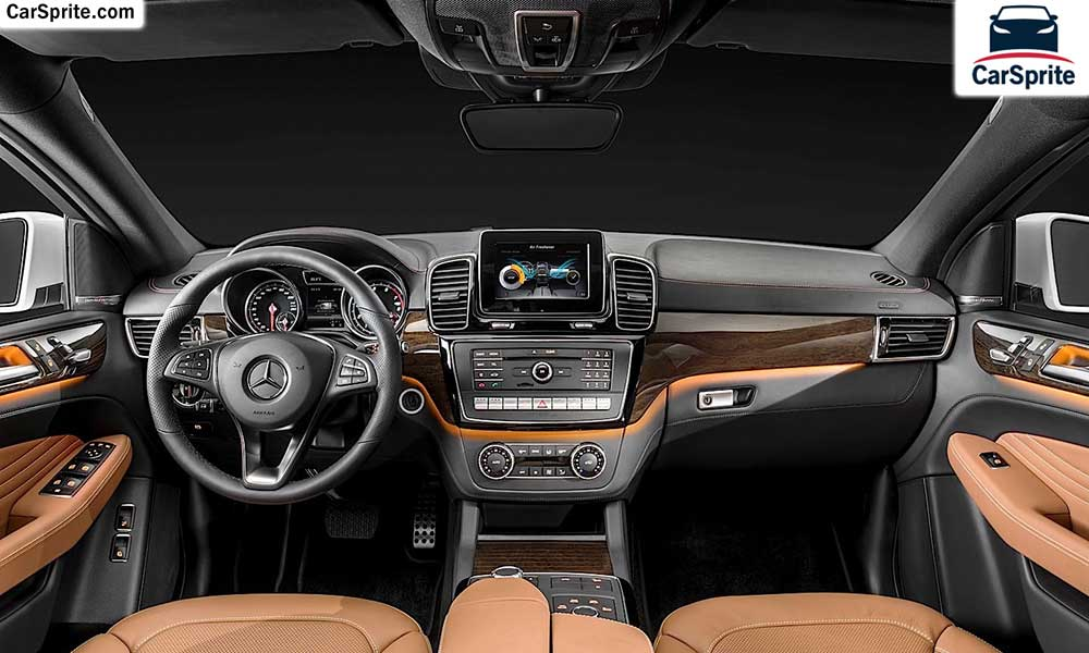 Mercedes Benz Gle Coupe 2018 Prices And Specifications In Bahrain