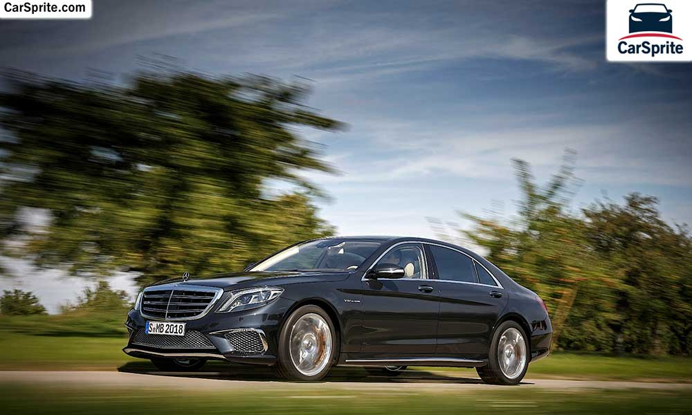Mercedes benz s 65 amg 2018 prices and specifications in for Mercedes benz bahrain