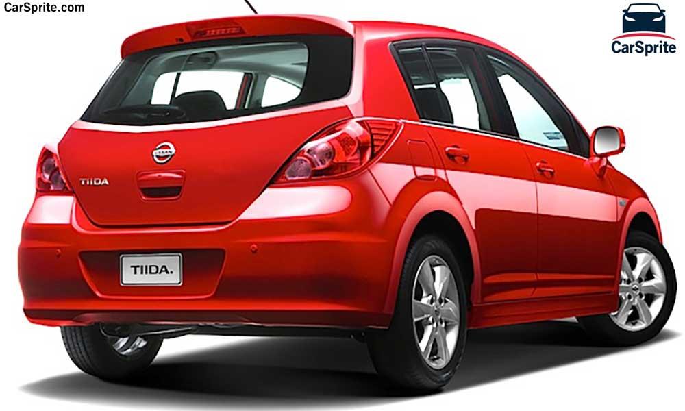 tiida nissan prices oman bahrain kuwait specifications carsprite sprite