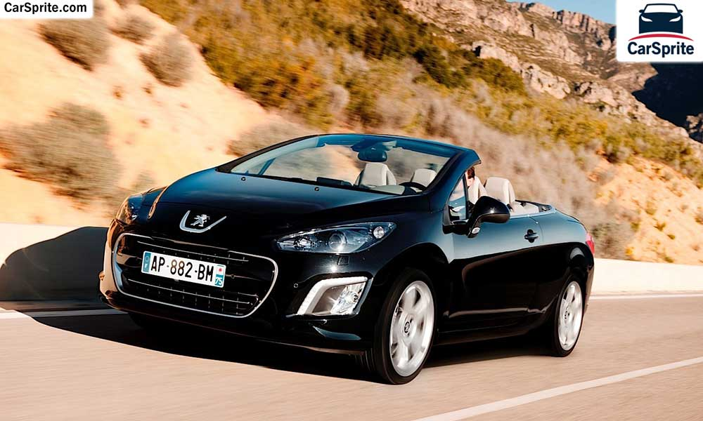 Peugeot 308 CC 2017 prices and specifications in Bahrain ...