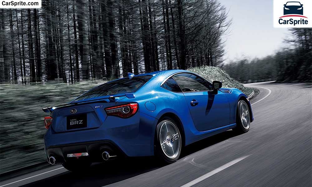Subaru BRZ 2018 prices and specifications in Bahrain | Car ...