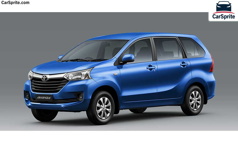 Toyota Avanza 2017 prices and specifications in Bahrain ...