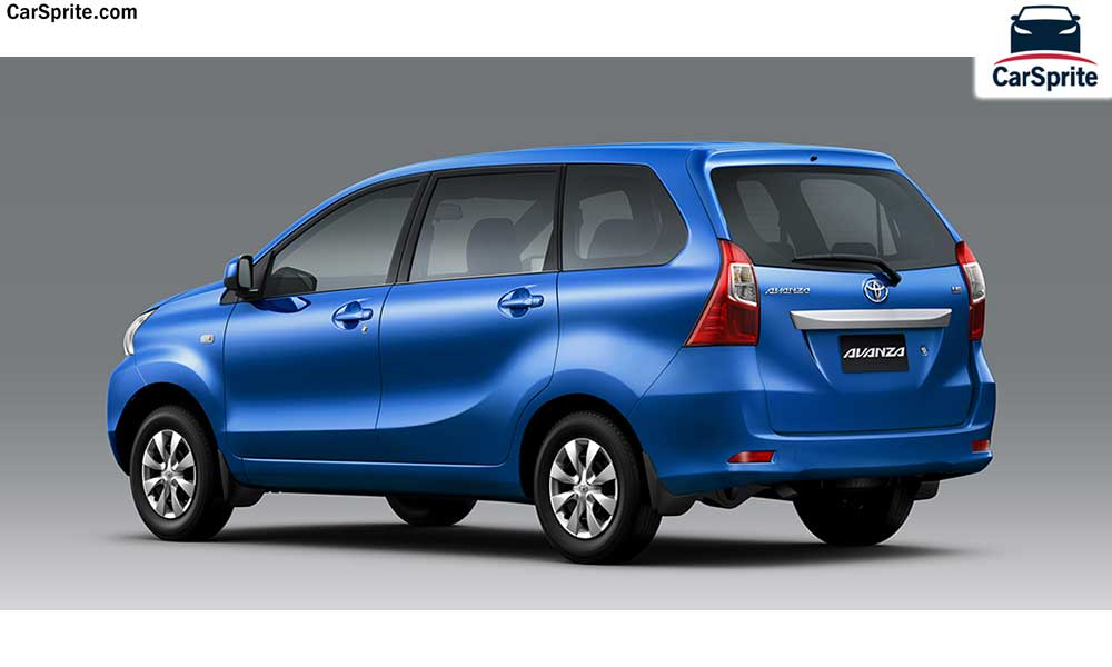 Toyota Avanza 2017 Prices And Specifications In Bahrain Car Sprite