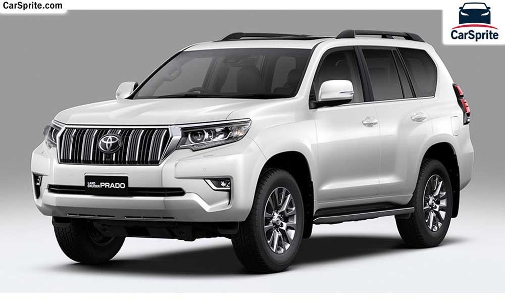 Toyota Land Cruiser Prado 2018 Prices And Specifications