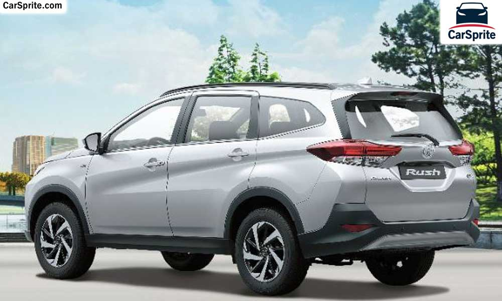 Toyota Rush 2019 prices and specifications in Bahrain | Car Sprite