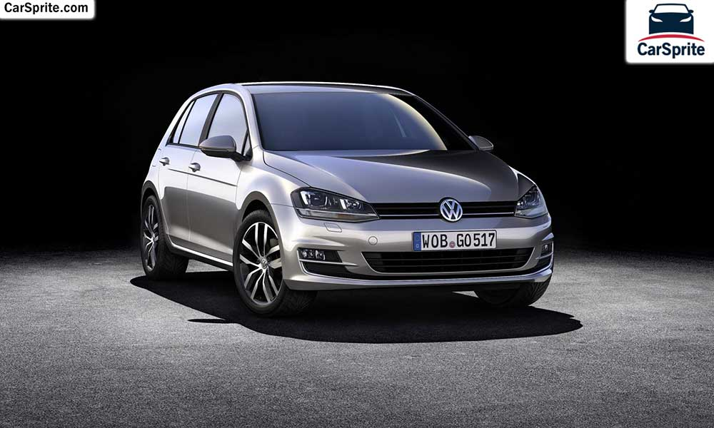 Volkswagen Golf 2018 prices and specifications in Bahrain | Car Sprite