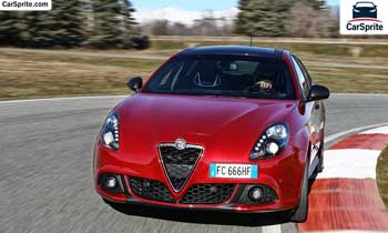 Alfa Romeo Giulietta 2017 prices and specifications in Bahrain | Car Sprite