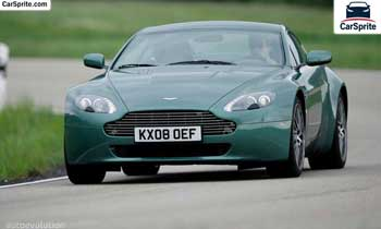 Aston Martin Vantage 2017 prices and specifications in Bahrain | Car Sprite