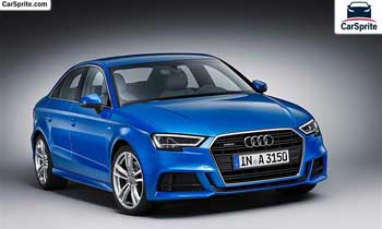 Audi A3 Sedan 2017 prices and specifications in Bahrain | Car Sprite