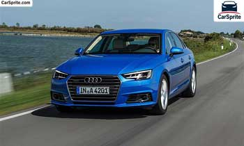 Audi A4 2017 prices and specifications in Bahrain | Car Sprite