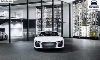 Audi R8 Coupe 2017 prices and specifications in Bahrain | Car Sprite