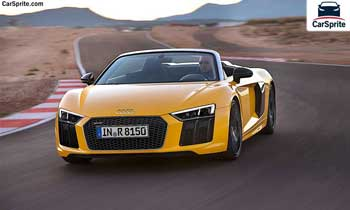 Audi R8 Spyder 2017 prices and specifications in Bahrain | Car Sprite