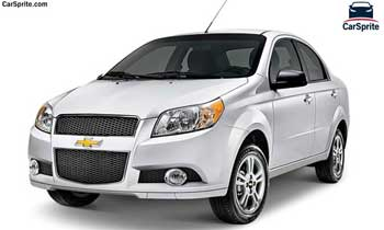 Chevrolet Aveo 2018 prices and specifications in Bahrain | Car Sprite