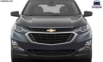 Chevrolet Equinox 2018 prices and specifications in Bahrain | Car Sprite