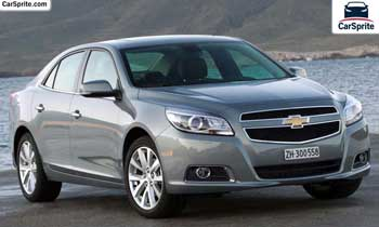 Chevrolet Malibu 2018 prices and specifications in Bahrain | Car Sprite