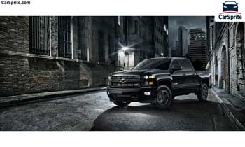Chevrolet Silverado Midnight Edition 2017 prices and specifications in Bahrain | Car Sprite