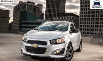 Chevrolet Sonic 2017 prices and specifications in Bahrain | Car Sprite