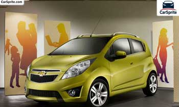 Chevrolet Spark 2018 prices and specifications in Bahrain | Car Sprite