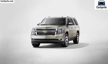 Chevrolet Suburban 2018 prices and specifications in Bahrain | Car Sprite