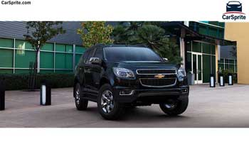Chevrolet Trailblazer 2018 prices and specifications in Bahrain | Car Sprite