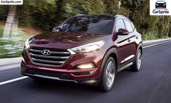 Hyundai Tucson 2017 prices and specifications in Bahrain | Car Sprite