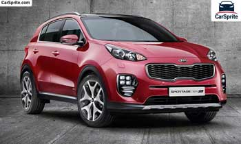 Kia Sportage 2017 prices and specifications in Bahrain | Car Sprite