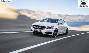 Mercedes Benz A 45 AMG 2018 prices and specifications in Bahrain | Car Sprite