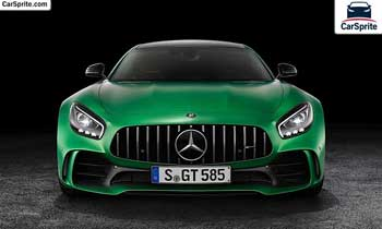 Mercedes Benz AMG GT 2018 prices and specifications in Bahrain | Car Sprite