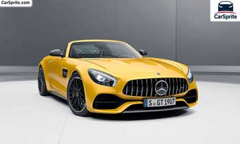 Mercedes Benz AMG GT Roadster 2018 prices and specifications in Bahrain | Car Sprite