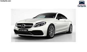 Mercedes Benz C 63 AMG Coupe 2018 prices and specifications in Bahrain | Car Sprite