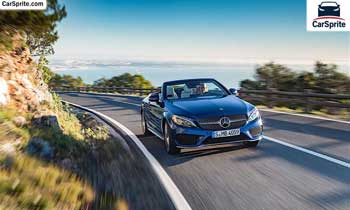 Mercedes Benz C Class Cabriolet 2018 prices and specifications in Bahrain | Car Sprite