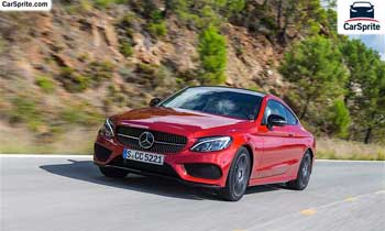 Mercedes Benz C-Class Coupe 2018 prices and specifications in Bahrain | Car Sprite