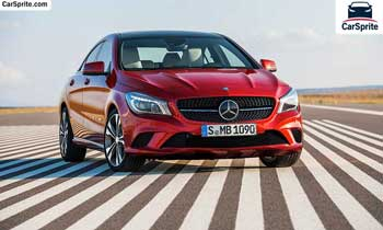 Mercedes Benz CLA-Class 2018 prices and specifications in Bahrain | Car Sprite