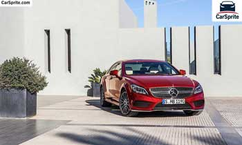 Mercedes Benz CLS-Class 2018 prices and specifications in Bahrain | Car Sprite