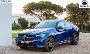 Mercedes Benz GLC Coupe 2018 prices and specifications in Bahrain | Car Sprite